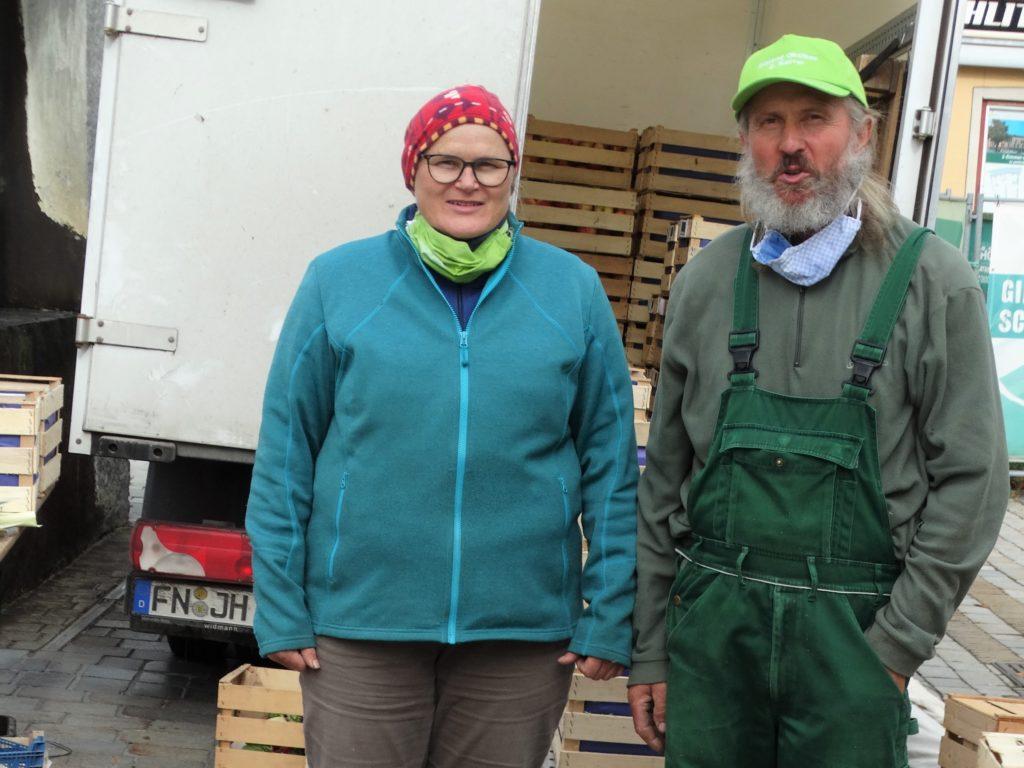 Ruth und Erhard Karrer